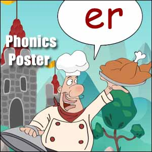 er words phonics
