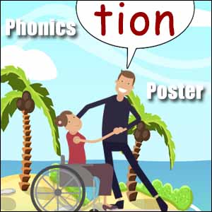 tion words