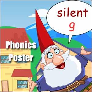 silent g words
