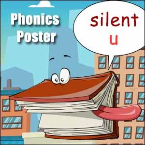 silent u words