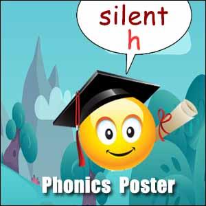 silent h words