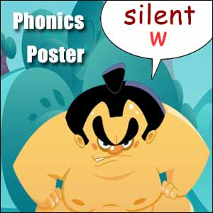 silent w words