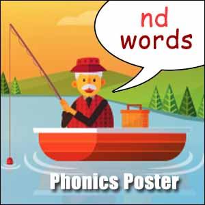 words ending in nd