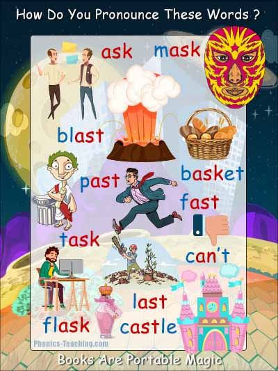 ar words poster