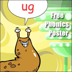 ug word family poster
