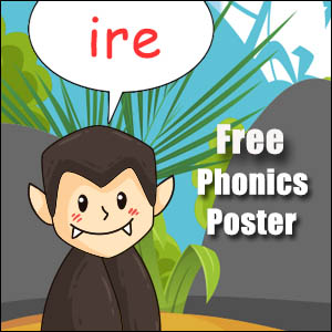 ire words poster