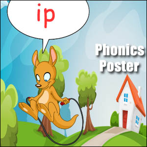ip word family poster