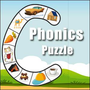 alphabet puzzle c words