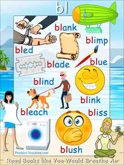 bl words poster