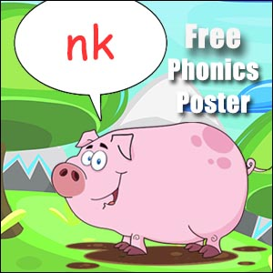 nk words poster