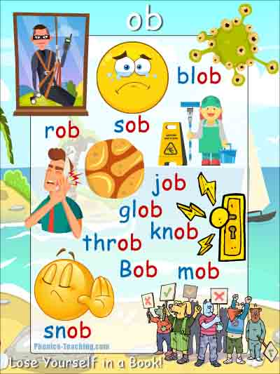 ob words poster