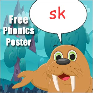sk words poster