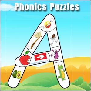a short alphabet puzzle