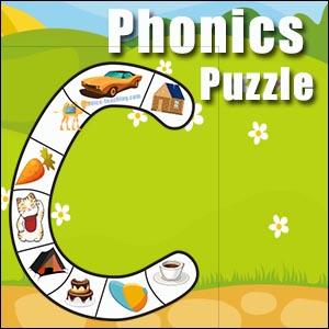 alphabet puzzle c
