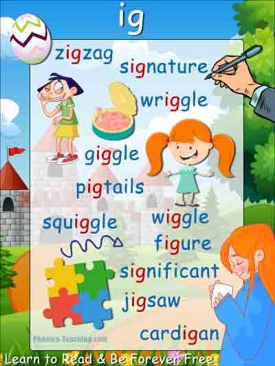 ig words poster