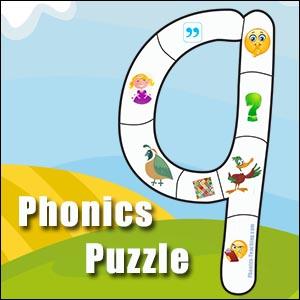letter q puzzle