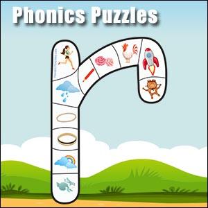 letter r puzzle