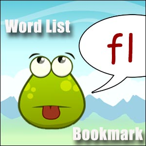 words starting with fl