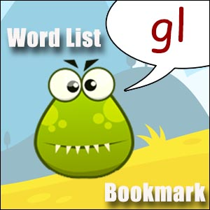 words starting with gl
