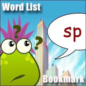 consonant blend sp