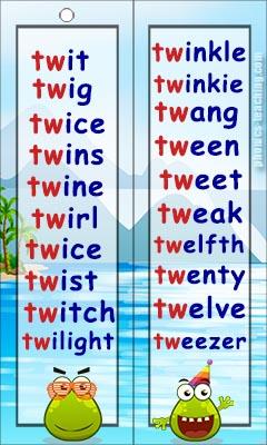 tw word list