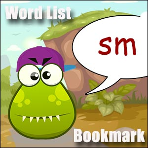 words starting with sm